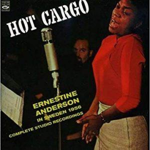 今月お薦めの1枚: ジャズ・ヴォーカル編~アーネスティン・アンダーソン「ホット・カーゴ」