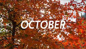 10月度 ♪各種レクチャー開講スケジュール♪